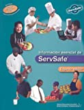 ServSafe Essentials in Spanish Without Scantron Certification Exam, NRA Educational Foundation, 0471433829