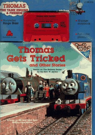 Thomas Gets Tricked and Other Stories (Thomas the Tank Engine & Friends) by Random House Books for Young Readers