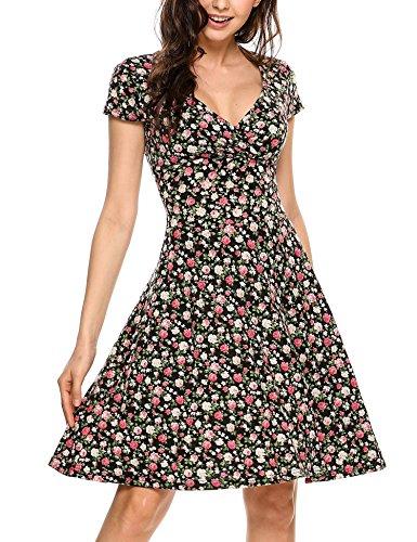 best a line summer dresses - 9