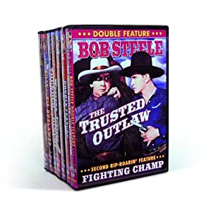 Bob Steele Double Feature Collection, Volume 1  (7-DVD)