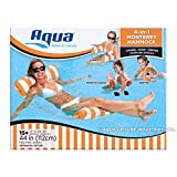 AQUA 4-in-1 Monterey Hammock Inflatable Pool