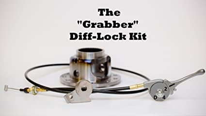 Amazon com: 501Parts Grabber Full-Traction Differential Lock