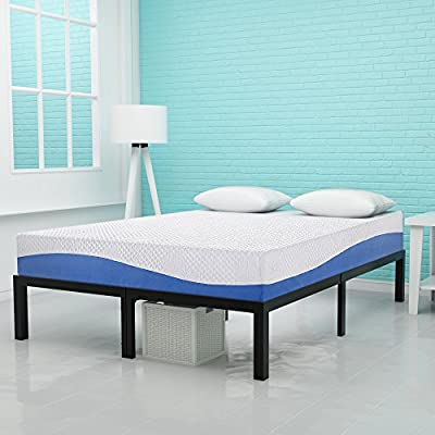 PrimaSleep 10 Inch Wave Cool Gel Infused Memory Foam Mattress
