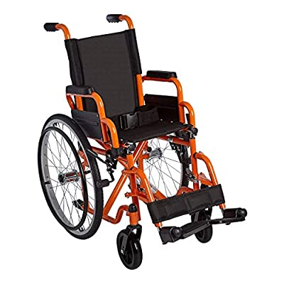 """Circle Specialty, Ziggo,12"""" Pediatric Wheelchair for Kids, Teens, Young Adults 