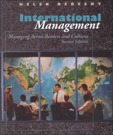 managing across borders and cultures For courses in international business, international management, and general management international business is conducted around the globe across cultures.