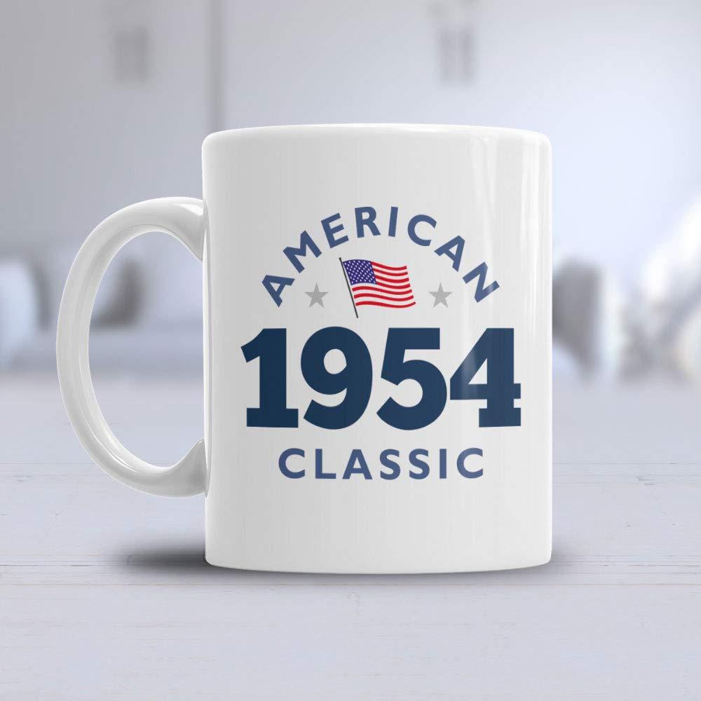 Amazon 65th Birthday Gift Idea Present American Classic Keepsake For Men 10oz Coffee Mug Handmade