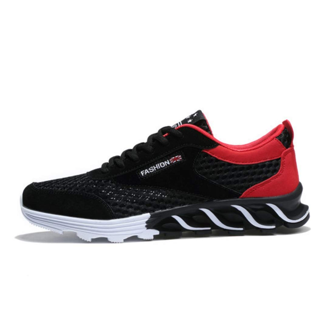 SHANGWU Herren Sommer Sportschuhe Mode Turnschuhe Trend Breathable Breathable Breathable Student Schuhe Herren Deodorant Casual Laufschuhe daa35e