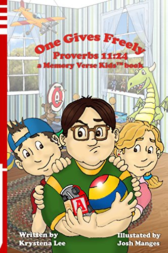 Forgive One Another - Ephesians 4:32 (Memory Verse Kids) mobi download book