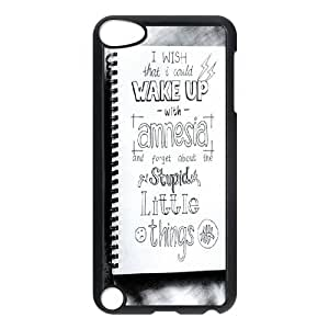 High Quality Phone Back Case Pattern Design 15SOS Esquisite Design- FOR Ipod Touch 5