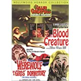 Killer Creatures Double Feature: Blood Creature / Werewolf in a Girls' Dormitory