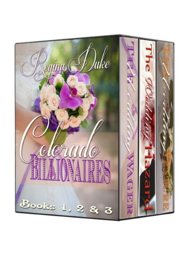 Colorado Billionaires Boxed Set (Books 1, 2 & 3): Marriage of convenience, sweet clean contemporary romance. ()