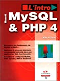 img - for MySQL & PHP 4 book / textbook / text book