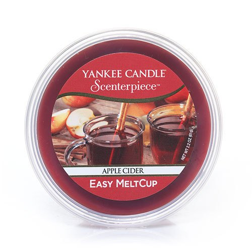 Yankee Candle Apple Cider Scenterpiece Easy MeltCup, Food & Spice Scent