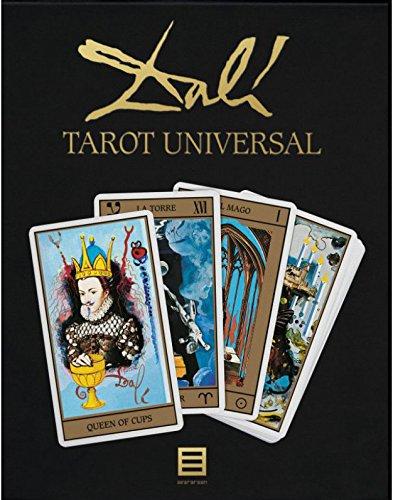 DALI TAROT UNIVERSAL(ESTUCHE INC.LIBRO+CARTAS)-EV-: AA.VV ...