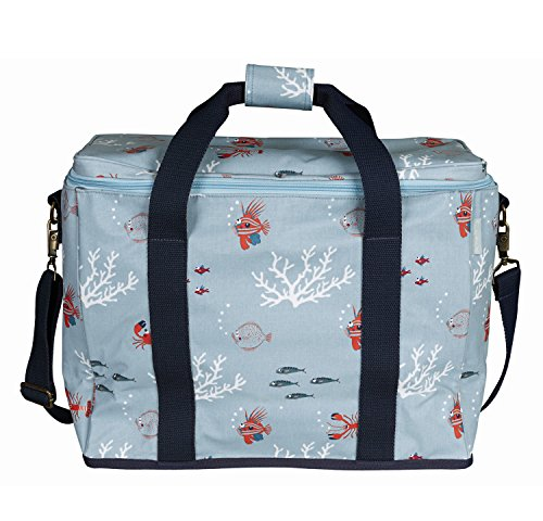 Sophie Allport Picnic Cool Bag – What a Catch Design By Sophie Allport