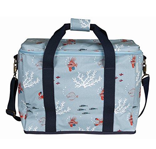 Sophie Allport Picnic Cool Bag–What a Catch Design By Sophie Allport