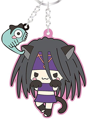 Sanrio X Fullmetal Alchemist Transformation of envy Rubber key holder by Toshinpack (Toshinpack)