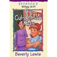 Cul - De - Sac Kids Pack, Vols. 19 - 24