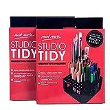 Mont Marte Studio Tidy 2 Pack. 96 Hole Plastic