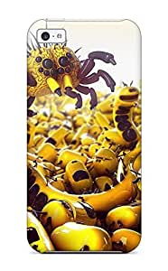 Caronnie Iphone 5c Hard Case With Fashion Design/ KEETfRr7577oJxLR Phone Case