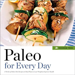 Paleo for Every Day Audiobook