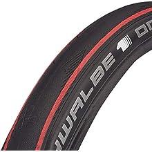 Schwalbe One neumático de Bicicleta, Negro, 28 700 x 25 C 25 – 622