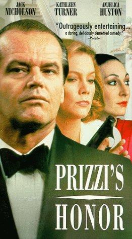 Amazon Prizzi's Honor [VHS] Jack Nicholson Kathleen Turner Classy Prizzi Sewing Machine