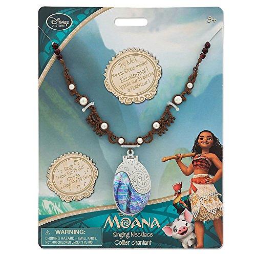 Disney Kids Moana Singing Necklace