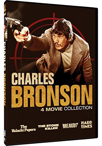 Charles Bronson - 4 Movie Collection (Dvd Bronson Then Came)