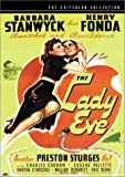 Criterion Collection: Lady Eve [Reino Unido] [DVD]