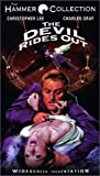 The Devil Rides Out [VHS]