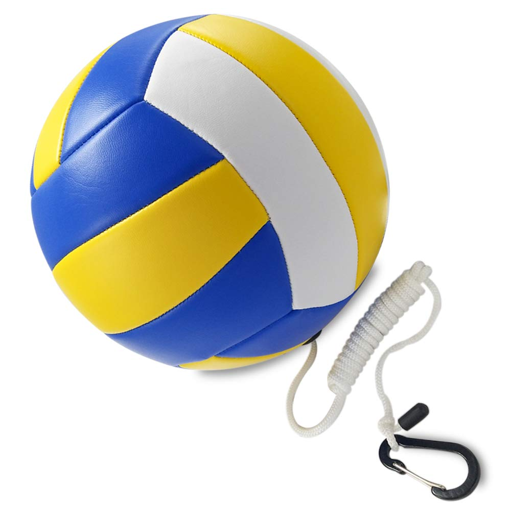 iBirdie Tetherball Ball and Rope, Soft Tether Ball TB001