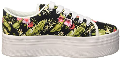 Jeffrey Campbell Zomg Floral - Animadora Mujer Multicolor