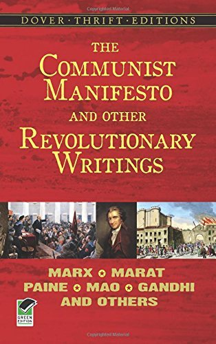 The Communist Manifesto and Other Revolutionary Writings (Dover Thrift Editions) by Robert Blaisdell - Shopping Dover Mall