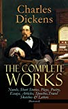"This carefully crafted ebook: ""The Complete Works of Charles Dickens"" is formatted for your eReader with a functional and detailed table of contents:NovelsOliver TwistThe Pickwick PapersNicholas NicklebyThe Old Curiosity ShopBarnaby RudgeMartin Chuzz..."