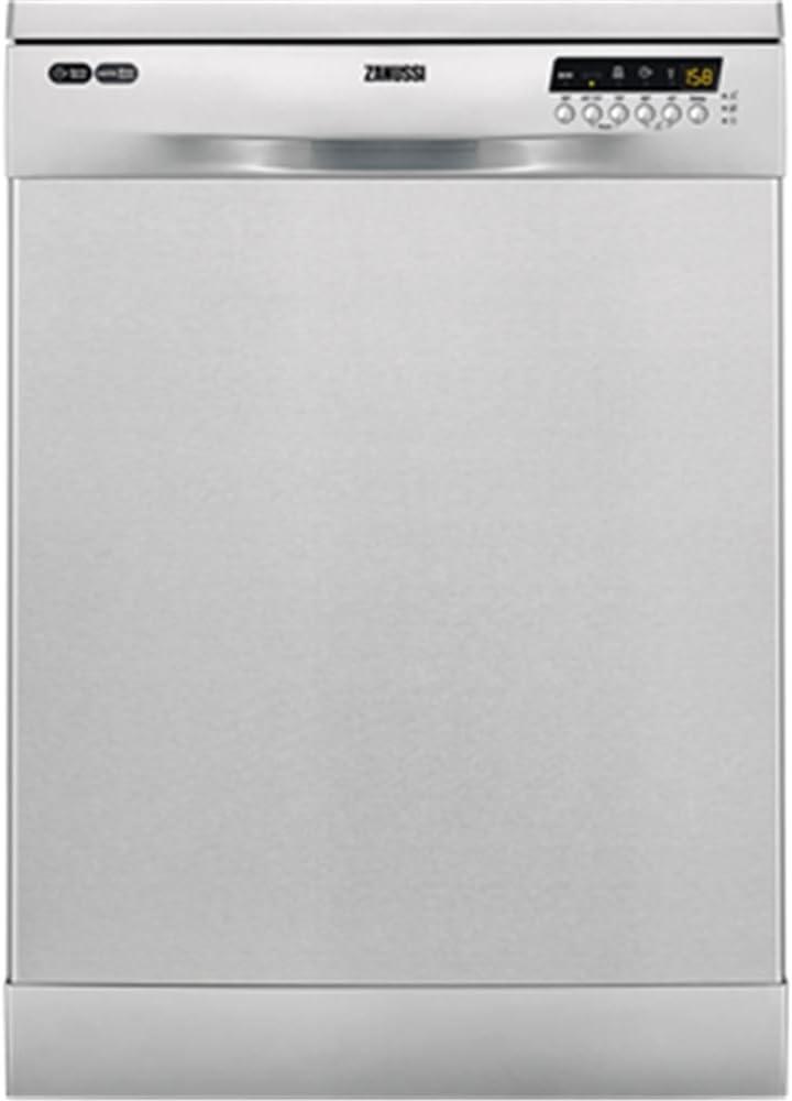 Zanussi lavavajillas zdf26030xa inox a+++ 60cm 911516328: 357.49 ...