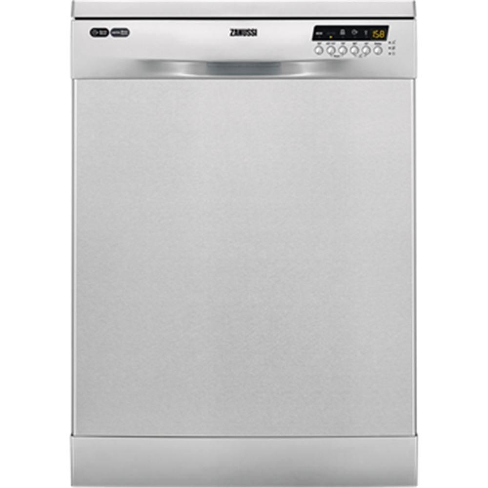 Zanussi lavavajillas zdf26030xa inox a+++ 60cm 911516328 ...