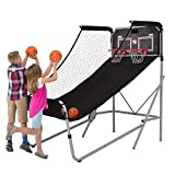 Lifetime 90648 Double Shot Arcade Basketball System