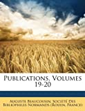 Publications, Auguste Beaucousin, 1146728417