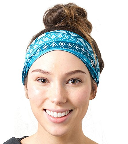 RiptGear Headband - Tribal Blue