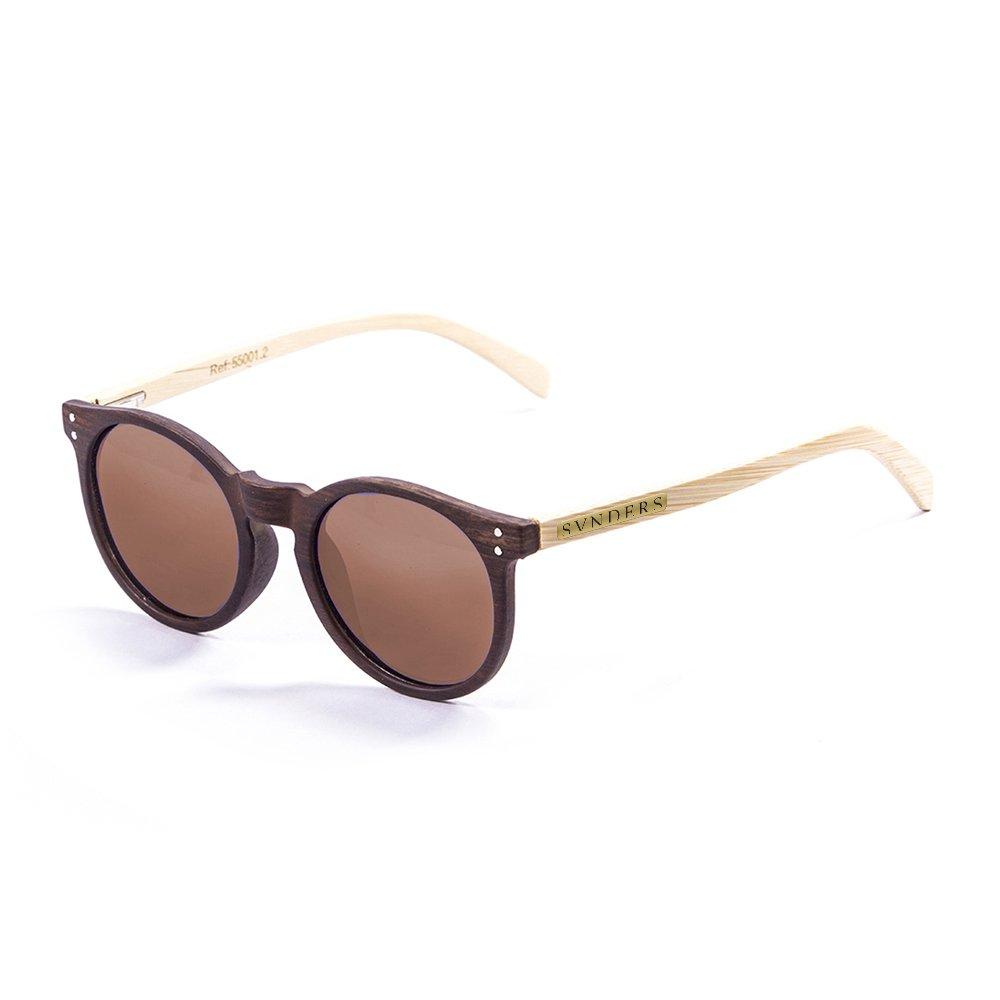 SUNPERS Sunglasses su55000.2Brille Sonnenbrille Unisex Erwachsene, Braun