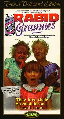 Rabid Grannies [USA] [VHS]: Amazon.es: Catherine Aymerie ...