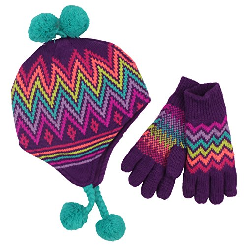 jumping-beans-fairisle-chevron-knit-hat-and-gloves-set-for-girls-l