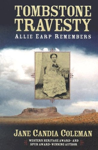 Five Star First Edition Westerns - Tombstone Travesty: Allie Earp Remembers ebook