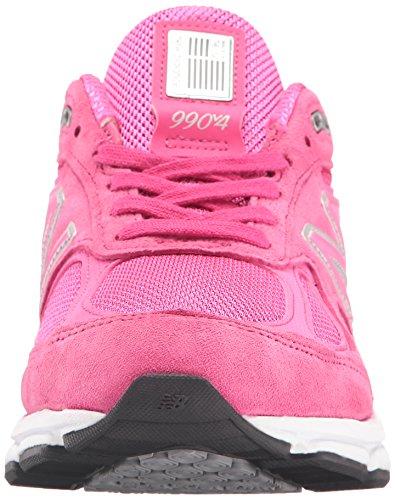 Balance Pink Shoes Running Womens W990V4 Purple New 6qdwPTg6