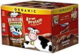 Horizon Organic UHT Strawberry Milk Boxes, 1% Single Serve, 8 Oz., 12 Count