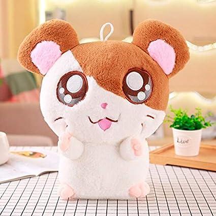 Amazon.com: Hamster - Muñeca de peluche con diseño de ratón ...