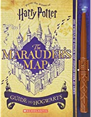 Harry Potter: The Marauder's Map Guide to Hogwarts