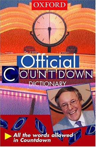 Download Official Countdown Dictionary pdf epub