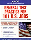 General Test Practice for 101 U. S. Jobs, Hy Hammer, 0028625056